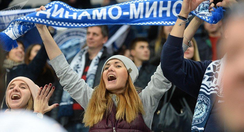Минское «Динамо» впервый раз обыграло «АкБарс» дома восновное время вКХЛ