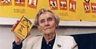 Астрид Линдгрен в 1995 году, в возрасте 88 лет