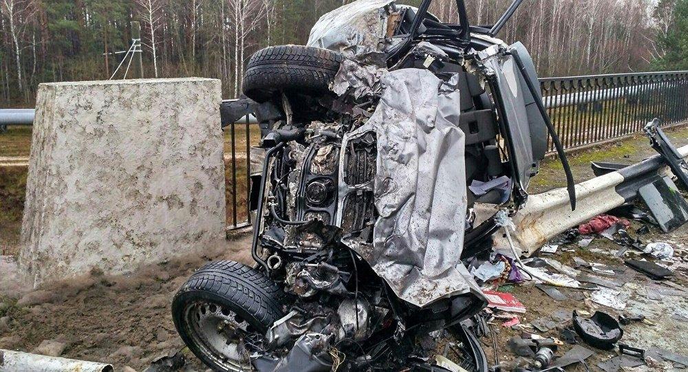 Смертельное ДТП под Мозырем: оба водителя погибли