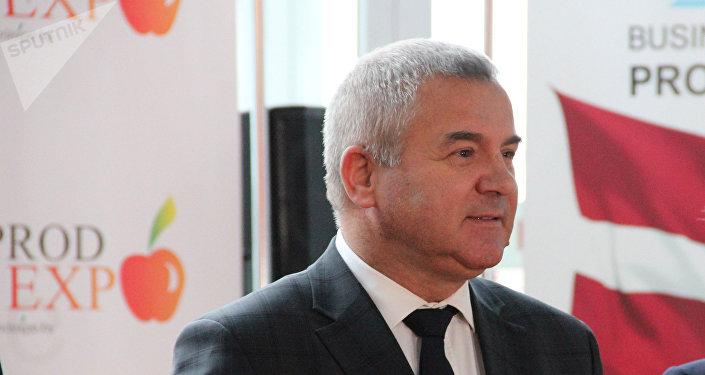 Першы намеснік міністра сельскай гаспадаркі і харчавання Леанід Марыніч