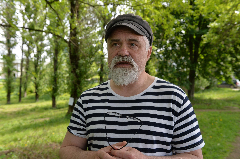 Игорь Корзун, координатор кампании по защите зеленых насаждений Минска Городской лесничий
