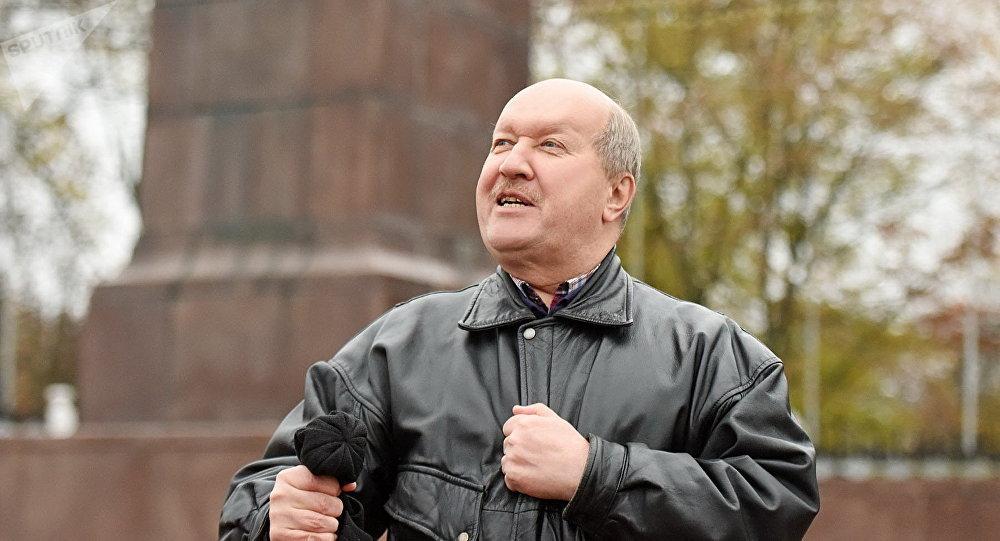 Гомельчанин по прозвищу Ленин