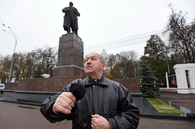 Гомельчанин по прозвищу Ленин сегодня на Ильича мало похож – набрал в весе, перестал носить бороду