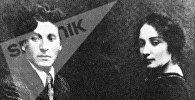 Марк Шагал сустрэў будучую жонку Бэлу ў Віцебску, яны закахаліся адзін у аднаго адразу