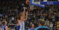 Баскетбольный матч Беларусь – Эстония