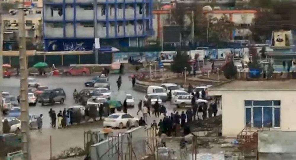 В итоге взрыва вКабуле погибли 18 человек, среди них 8 полицейских