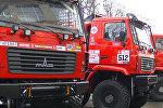 Видеофакт: МАЗ-СПОРТавто показала гоночные машины для Дакара-2018