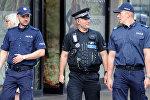 Полиция Польши, архивное фото