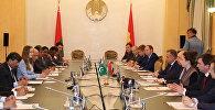 Пятое заседание совместной Белорусско-Пакистанской межправительственной комиссии по торгово-экономическому сотрудничеству