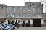 Процесс по делу Молнара проходил в помещении тюрьмы № 4 в Могилеве, где содержатся обвиняемые
