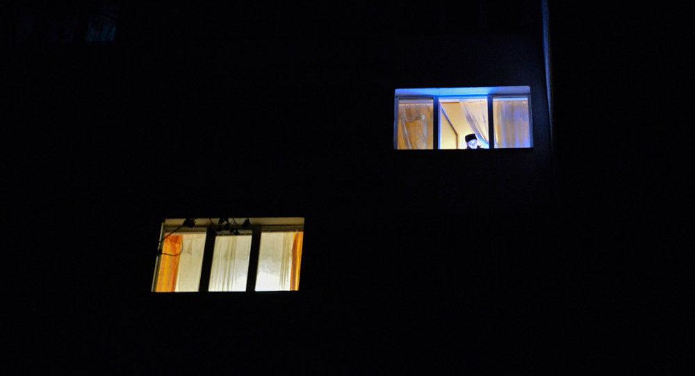 Катастрофа вСлуцке: девушка имужчина одновременно упали с8-го этажа
