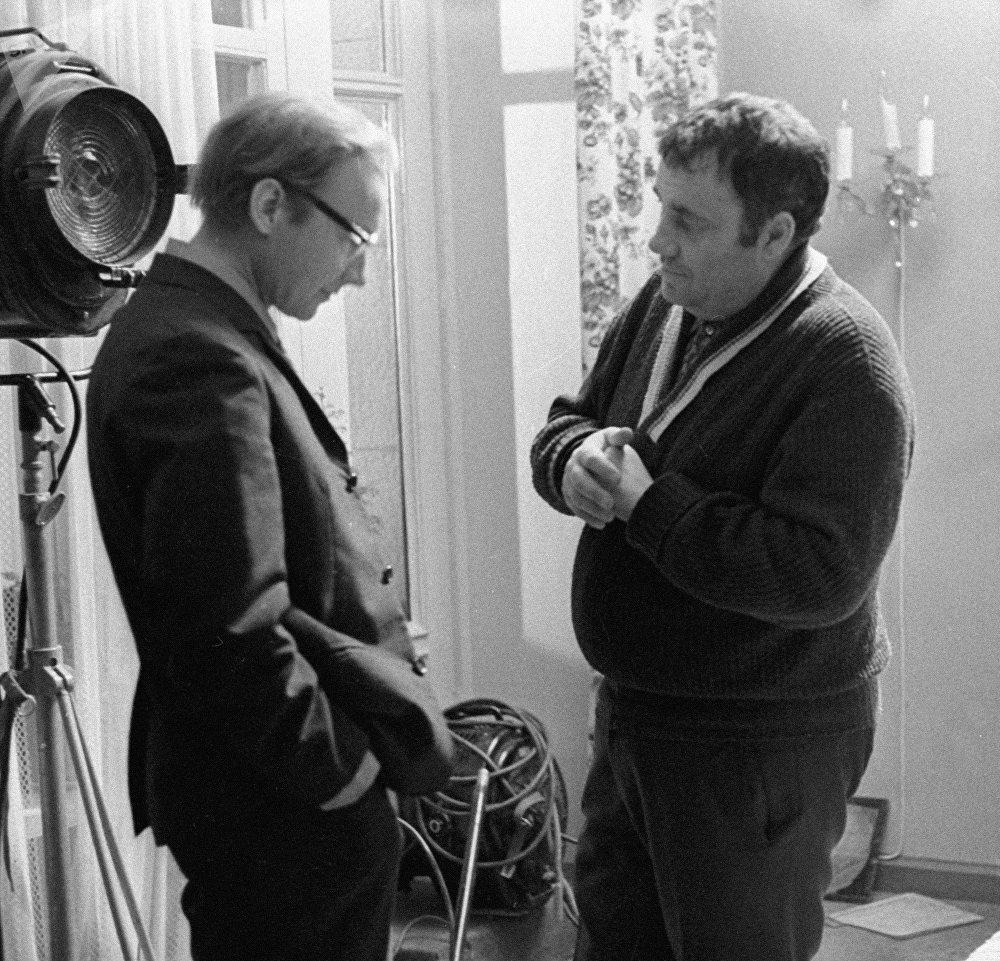 День рождения Эльдара Рязанова: огромному режиссеру исполнилосьбы 90 лет
