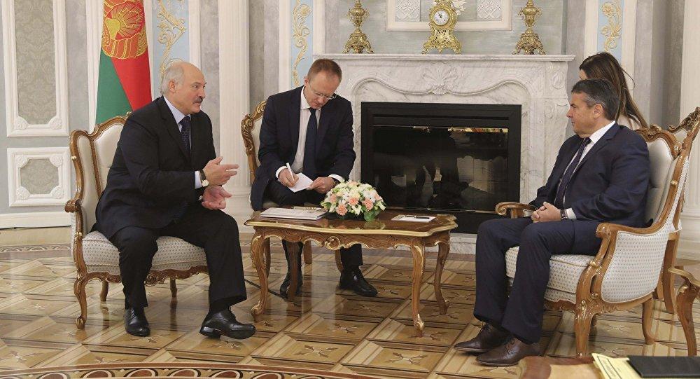 Руководитель МИД Германии: Имеем большую надежду, что Лукашенко приедет вБрюссель