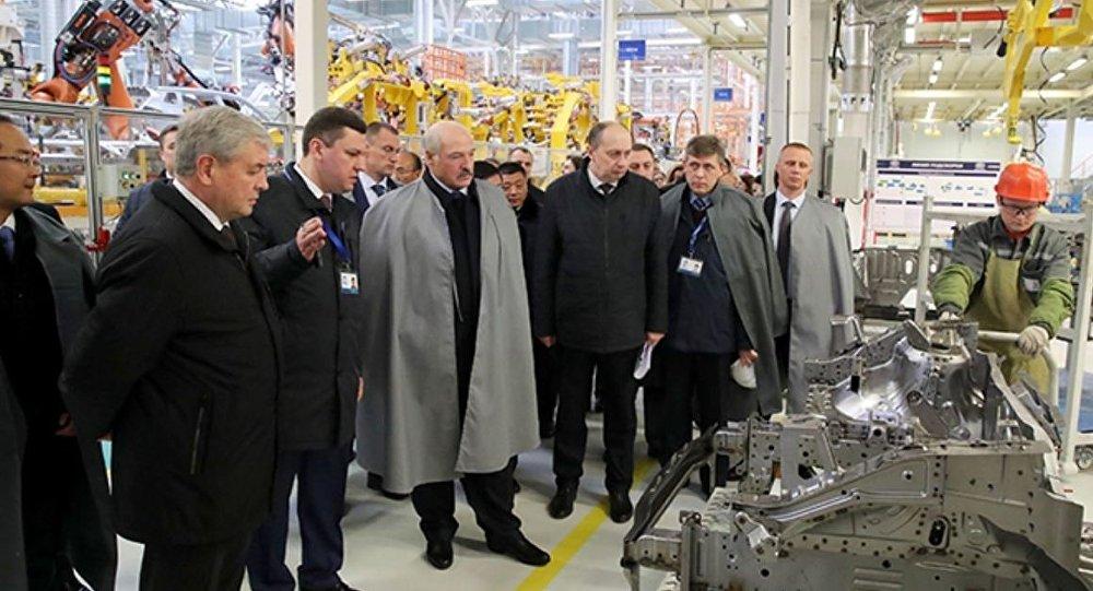 ВБеларуси простимулируют покупку отечественных автомобилей Geely