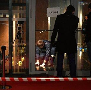 Шесть человек пострадали в результате драки со стрельбой возле комплекса Москва-сити