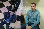 Ограбивший курьера в Минске мужчина