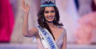 Мисс мира-2017 представительница Индии Мануши Чхиллар