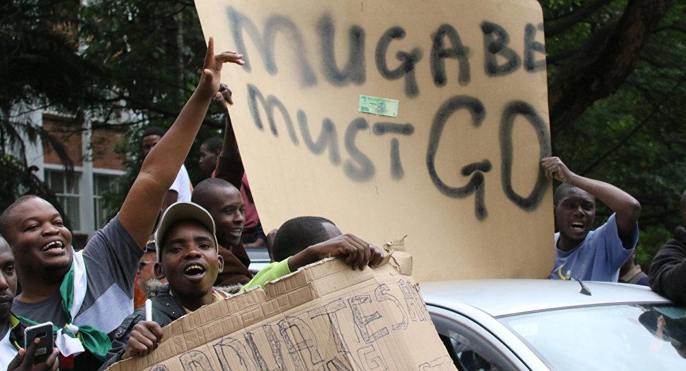 Мнангагва поменял Мугабе напосту руководителя правящей партии Зимбабве