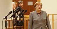 Переговоры о формировании нового коалиционного правительства в Берлине, фото с места событий