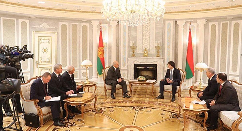 Лукашенко: товарооборот в $200 млн сГрузией уже вполне осязаем