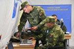 Учения разведки проходят второй раз за историю ОДКБ