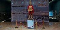 Залаты чалавек з кургана Іссык