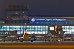 Национальный аэропорт им.Шопена в Варшаве
