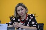 Руководитель образовательного проекта За жизнь, нравственность и семейные ценности Фонда Преподобной Ефросинии Полоцкой Елена Ярошевич
