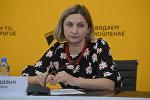 Руководитель образовательного проекта За жизнь, нравственность и семейные ценности Фонда Преподобной Евфросинии Полоцкой Елена Ярошевич