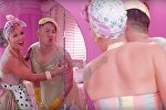 Новый клип американской певицы Пинк с участием Ченнинга Татума, видео