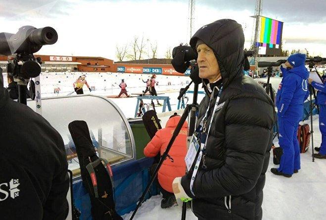 Стали известны составы сборной РФ побиатлону наэстафеты первого этапаКМ