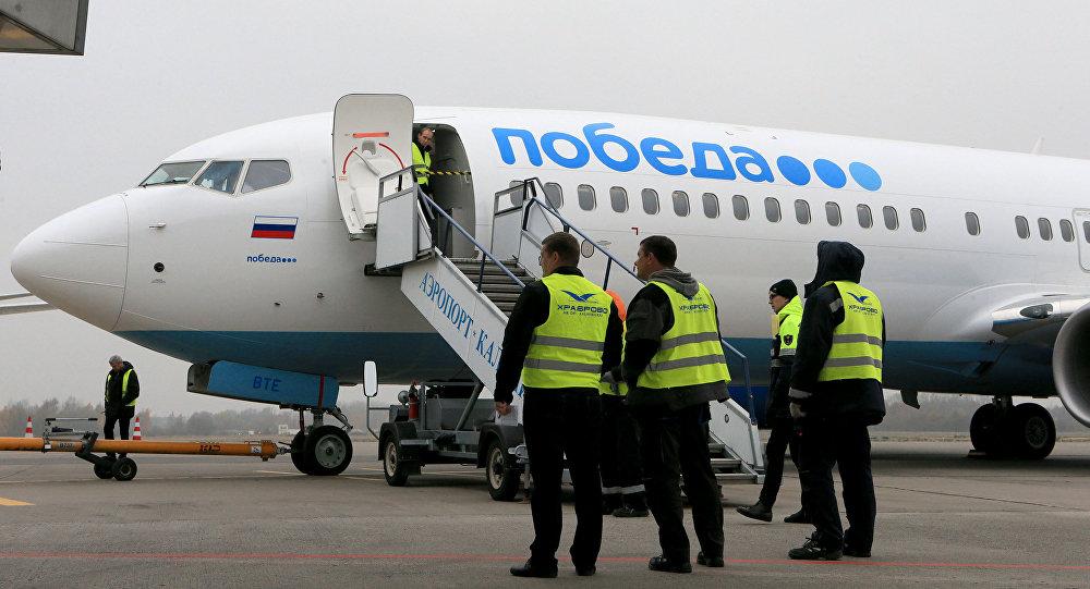Росавиация позволила лоукостеру «Победа» летать вБеларусь. Слово занашими