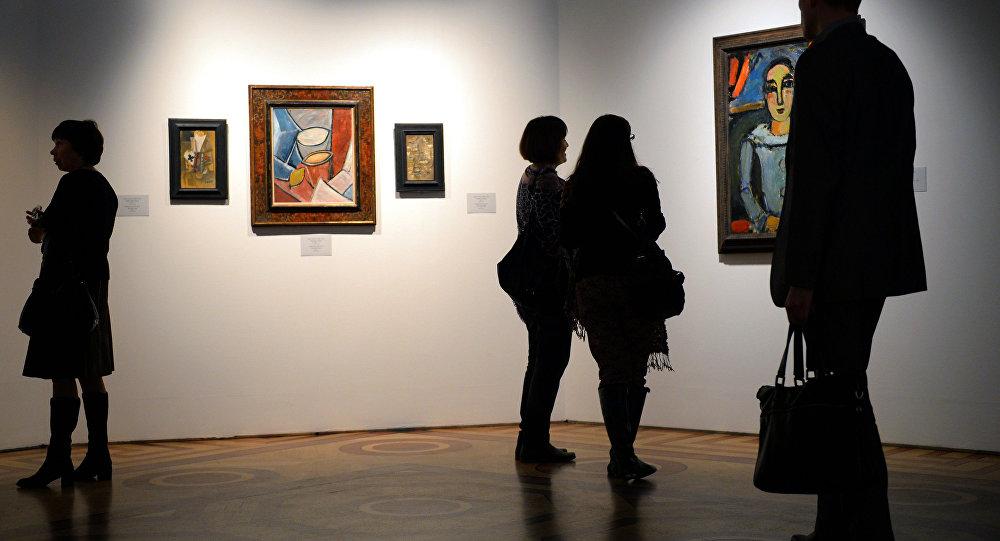 Нааукционе встолице франции продали 100 гравюр Пикассо