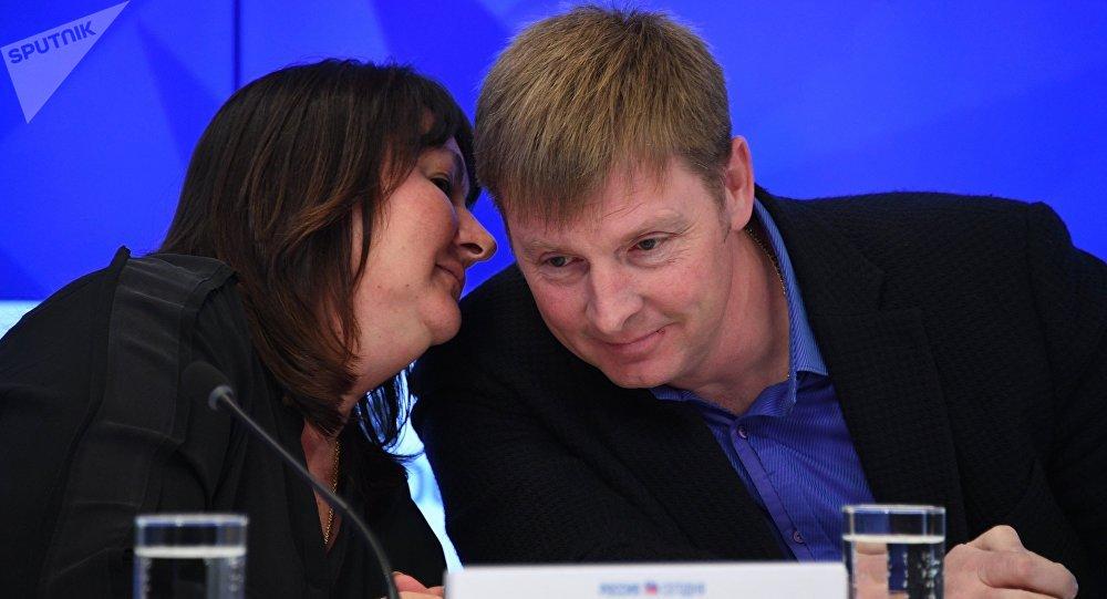 Зубков иВяльбе опожизненной дисквалификации русских спортсменов