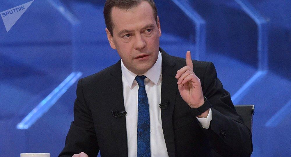 Д. Медведев: ежедневник Родченкова— это психиатрическая проблема